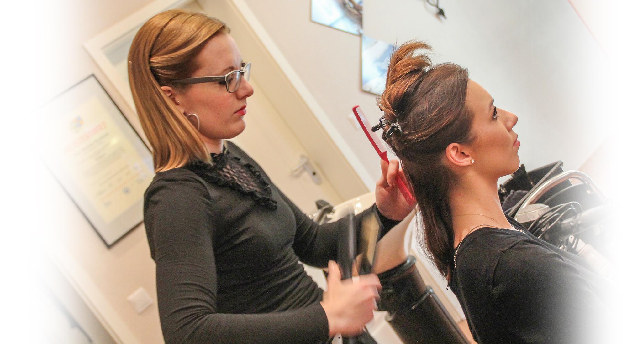 Haargalerie Friseur Frisuren Selina Und Sylwia